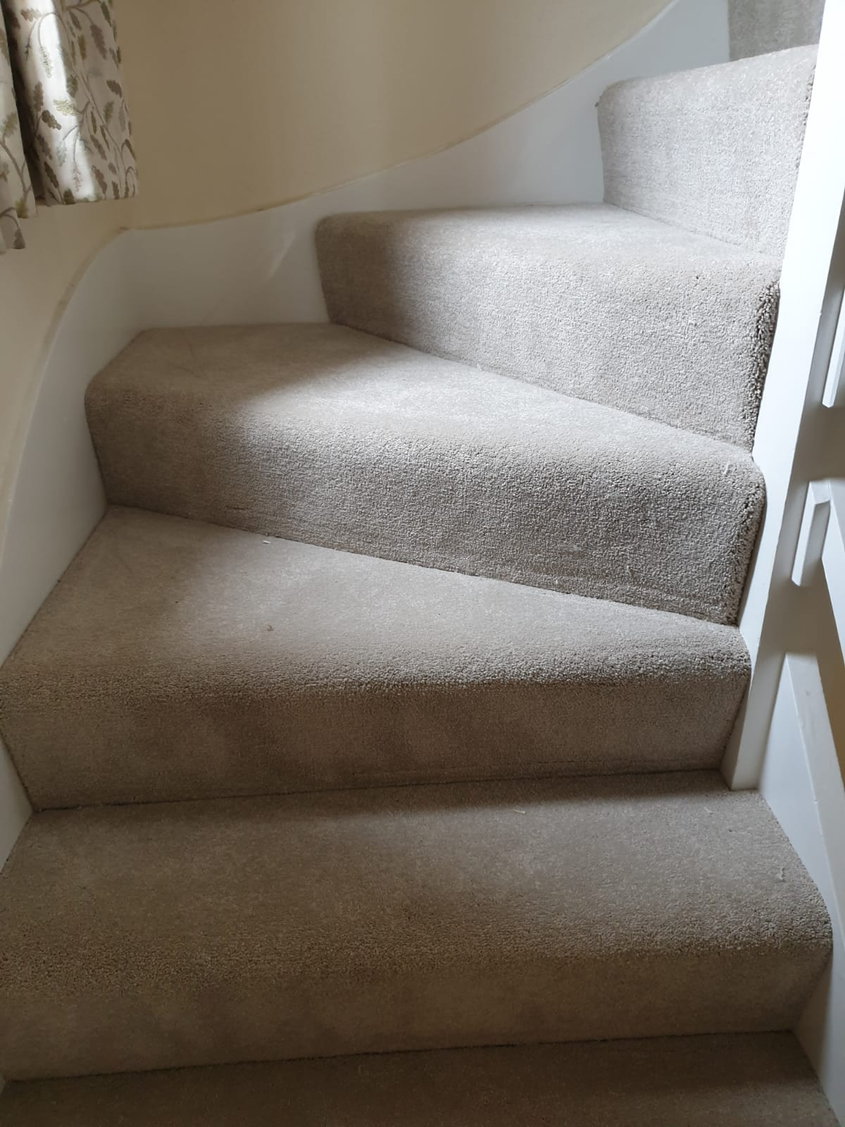 Cormar Carpets Primo Grande Pearl River Carpet Installed In Hitchin Herts Carpets